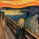 Der Schrei von Edvard Munch
